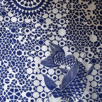 Karpet van Bic - ontwerp Edward van Vliet - Links en Co
