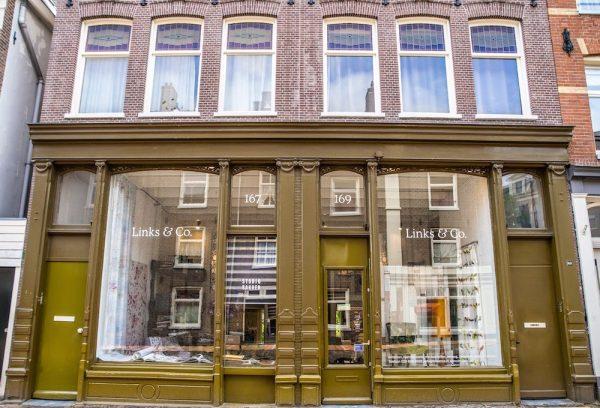 Links en Co Amsterdam stoffering meubels gordijnen