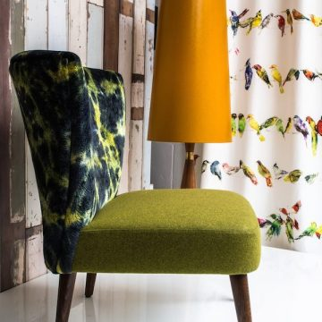 Links & Co Amsterdam stoffering meubels gordijnen stoel