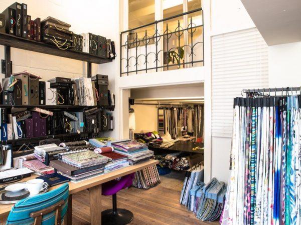 Links en Co Amsterdam stoffering meubels gordijnen winkel
